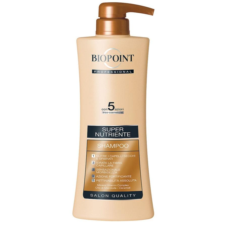 Image of Biopoint Professional Shampoo Nutritivo 400 ml