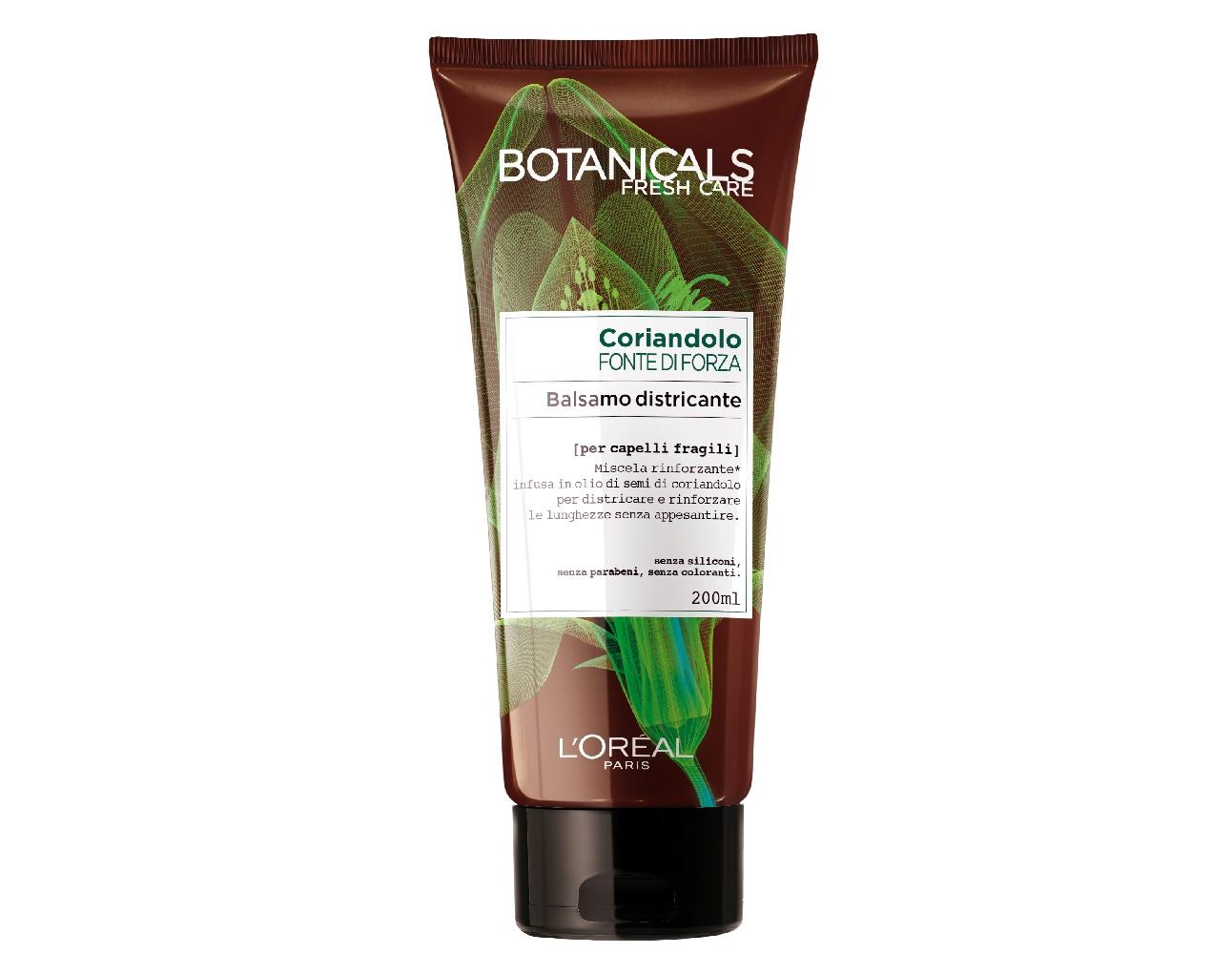 Image of L'Oreal Botanicals Fresh Care Coriander Balsamo Rinforzante 200 ml