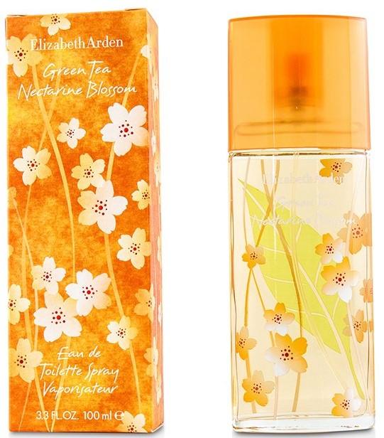 Elizabeth Arden Green Tea Nectarine Blossom Eau de Toilette Parfume For Women 100 ml