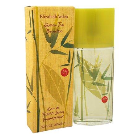 Green Tea Bamboo by Elizabeth Arden for Women - 100 ml Eau de Toilette Spray