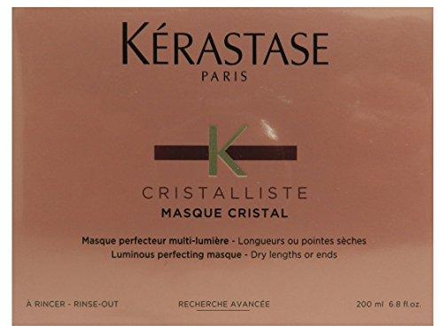 Image of Kérastase Crystallite Masque Cristal Luminous Maschera Perfezionatrice per Capelli, 200 ml