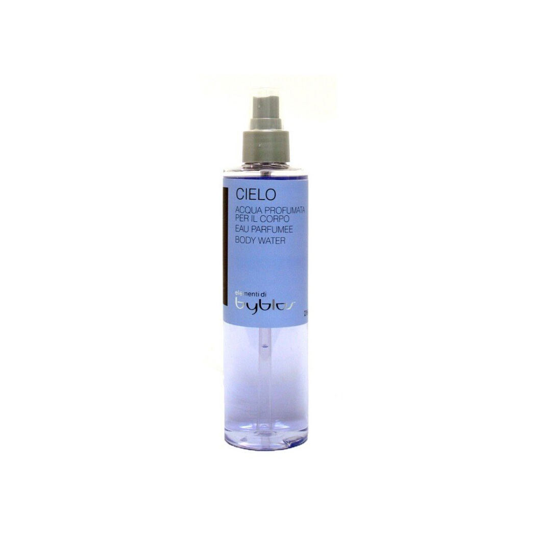 Image of Elements of Byblos - Sky Acqua Corpo 250 ml Spray