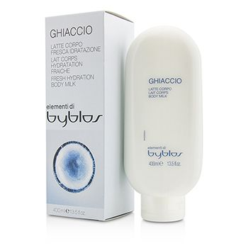 Image of Elements of Byblos - Ghiaccio Latte Corpo Idratante 400 ml