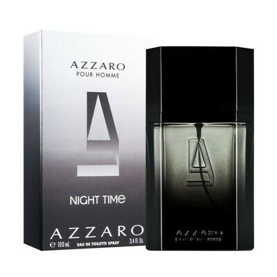 Image of Loris Azzaro  Pour Homme Night Time Eau de Toilette Spray for Men, 100 ml