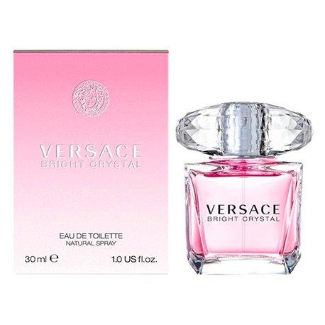 Image of Versace Women's Bright Crystal Eau de Toilette Spray, 30 ml