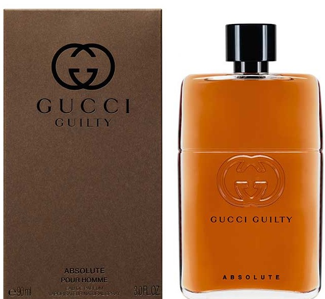 Image of Gucci Guilty Absolute Eau de Parfum Spray for Men 90 ml