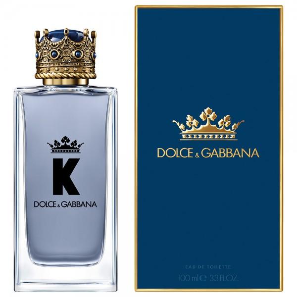 Image of Dolce & Gabbana K by Dolce & Gabbana Eau de Toilette - 100 ml