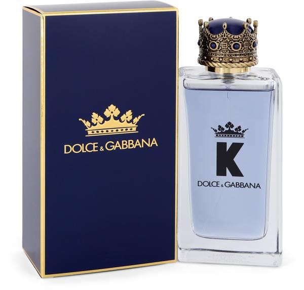 Image of Dolce & Gabbana K Eau De Toilette Spray, Cologne for Men, 150 ml