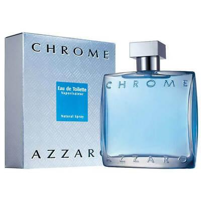 Image of Azzaro Chrome Eau de Toilette Spray, 100 ml