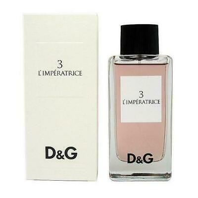 Image of Dolce & Gabbana 3 L'Imperatrice Eau de Toilette 100 ml