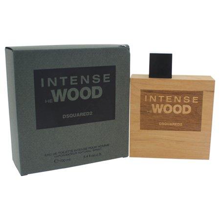 Image of Dsquared2 He Wood Intense Eau de Toilette Spray For Men 100 ml
