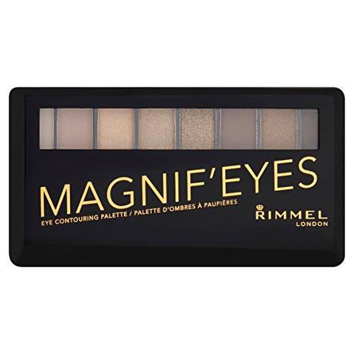 Image of Rimmel London Magnif'eyes Eye Contouring Palette 001