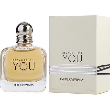 Image of Giorgio Armani 50 ml Emporio Armani Because It's You Eau de Parfum Spray