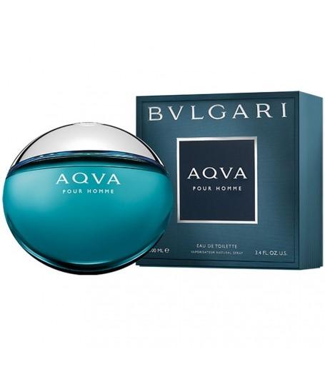 Image of Bvlgari Men's Aqva pour Homme Eau de Toilette, 100 ml