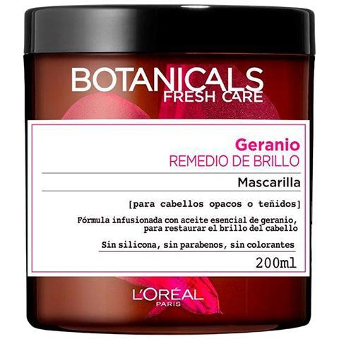 Image of L'Oreal Botanicals Fresh Care Maschera Protezione Colore Geranium 200 ml
