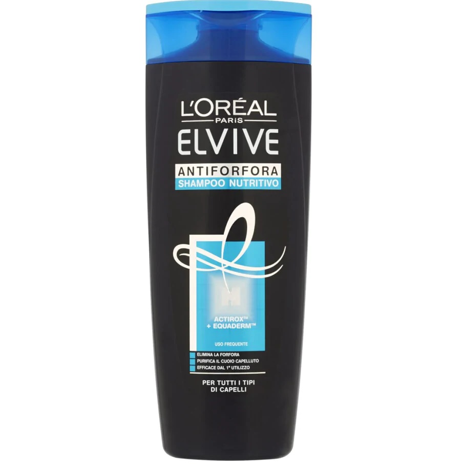 Image of L'Oreal Elvive Antiforfora Shampoo 400 ml Capelli Normali