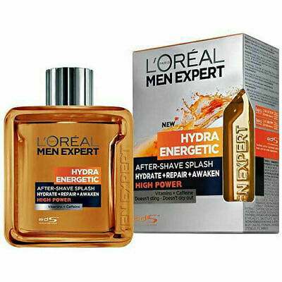 Image of L'Oreal Men Expert Hydra Energetic Dopobarba High Power 100 ml
