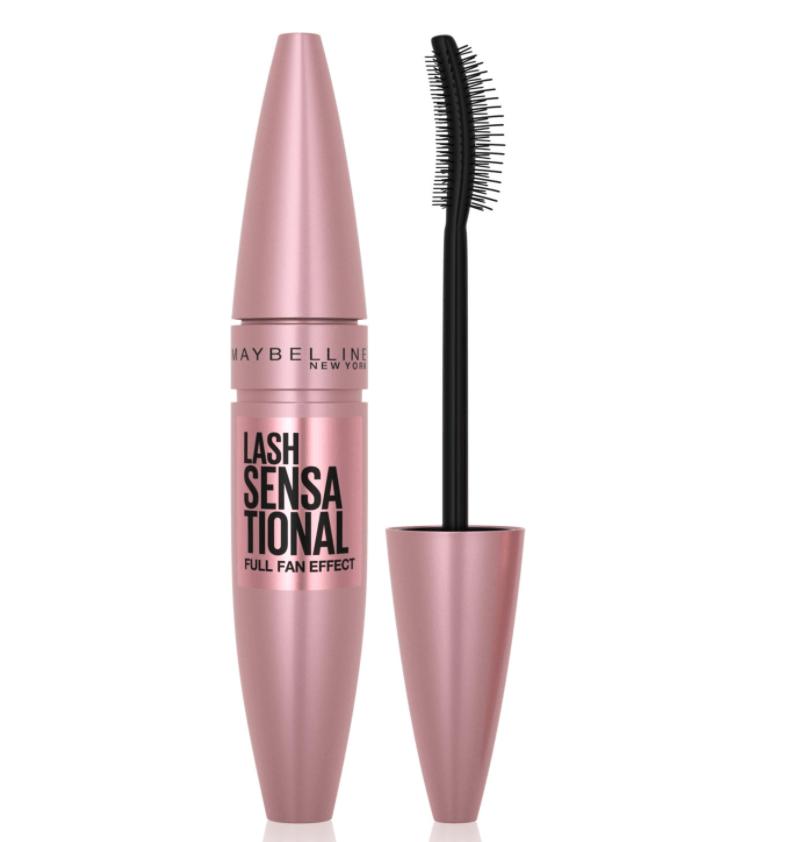 Image of Maybelline Lash Sensational Black Mascara 9,5 ml
