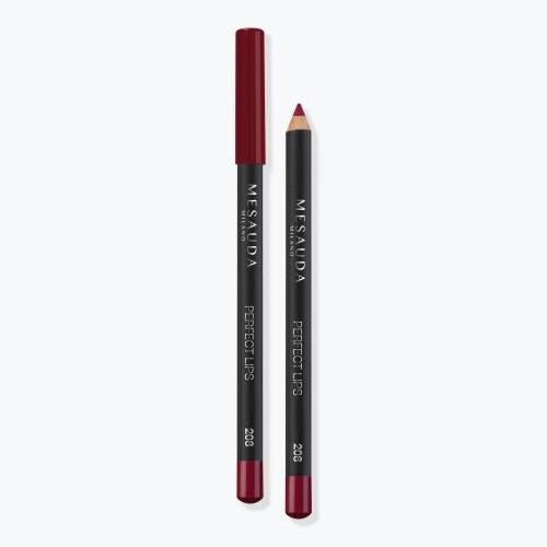 Image of Mesauda Milano PERFECT LIPS - Matita Labbra - 10 Colori disponibili - RUBY