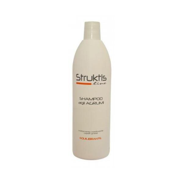Image of Struktis Shampoo Equilibrante Agli Agrumi Per Capelli Grassi 1000 Ml