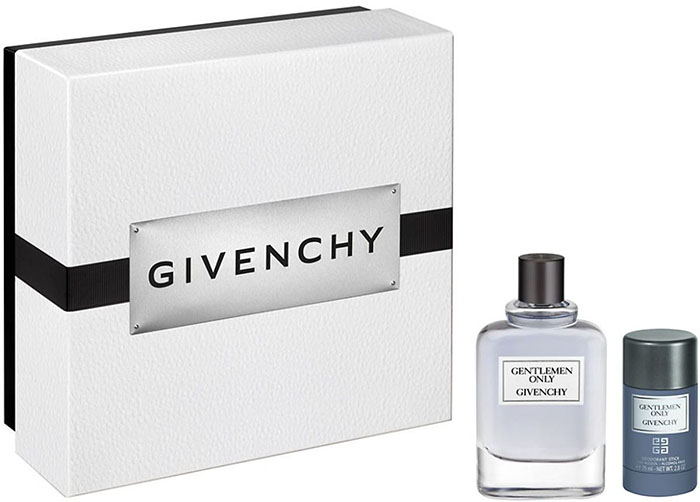 Image of Gift Set Uomo Givenchy Gentlemen Only Eau de Toilette 100 ml + Deodorante 75 ml