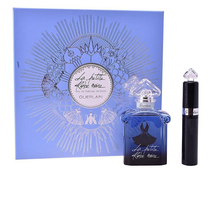Image of Gift Set Donna Guerlain La Petite Robe Noire Eau de Parfum Intense 50 ml + Black Mascara 10 ml