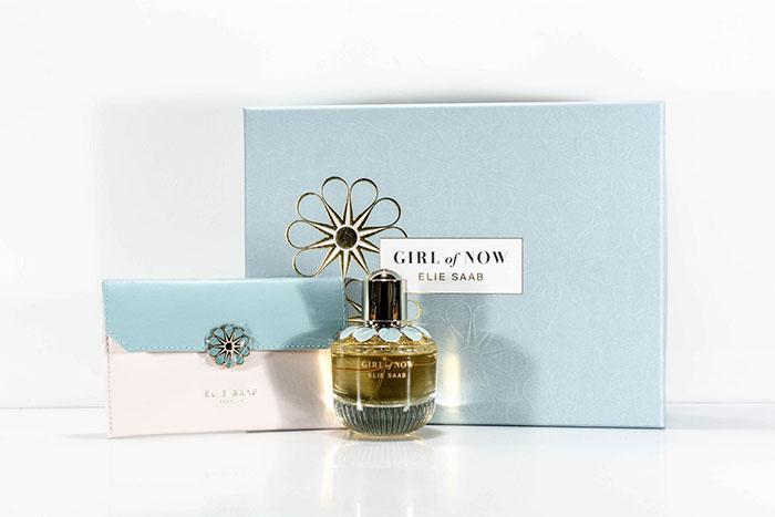Gift Set Donna Elie Saab Girl Of Now Eau de Parfum 50 ml Pochette