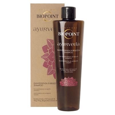 Image of BIOPOINT Quintessenza di bellezza shampoo AYURVEDA - 100 ml
