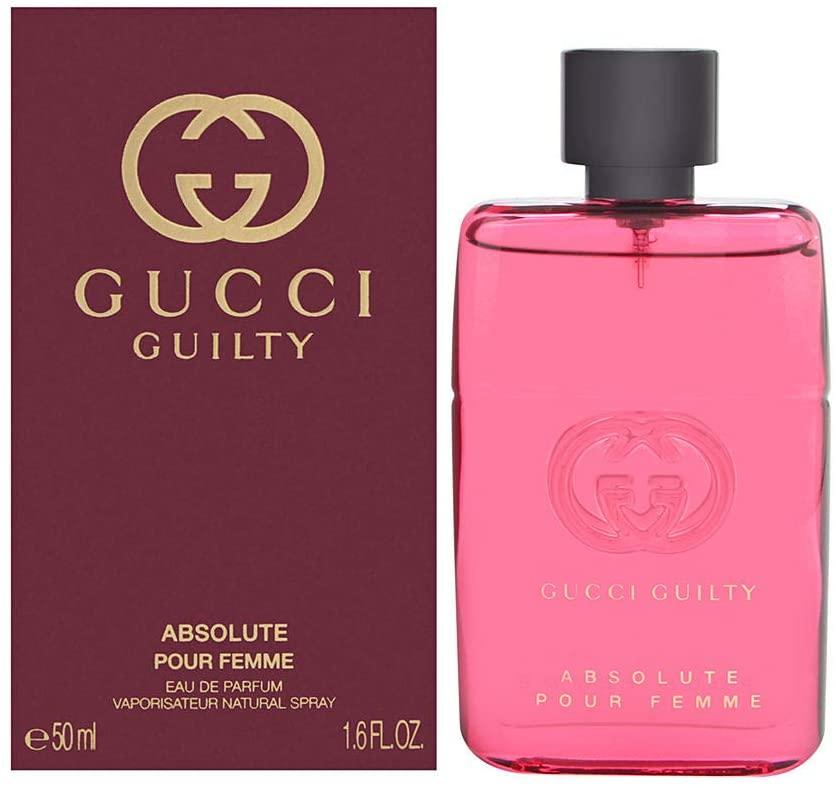 Image of Gucci Guilty Absolute Pour Femme Eau de Parfum Spray - 90 ml