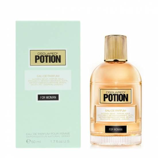 Image of Dsquared2 Potion - Eau de Parfume pour Femme 50 ml