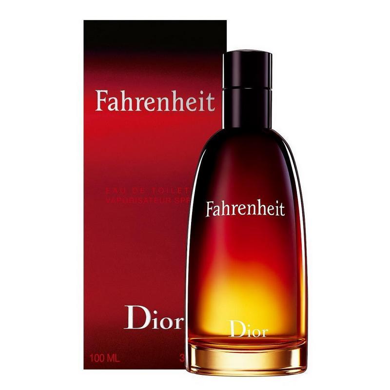Image of Dior Fahrenheit by Christian Dior Eau de Toilette - 100 ml