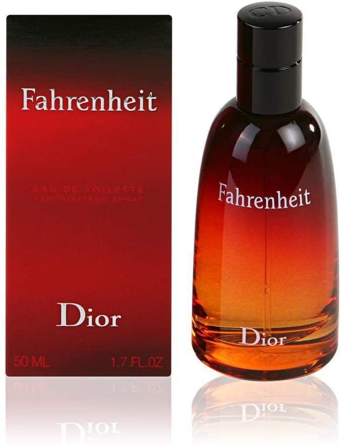 Image of Dior Fahrenheit by Christian Dior Eau de Toilette - 50 ml