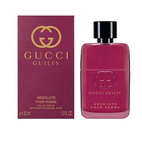 Image of Gucci Guilty Absolute Pour Femme Eau de Parfum Spray - 30 ml