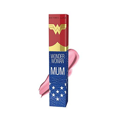 Image of Maybelline Wonder Woman Vivid Matte Liquid Edizione Limitata - Disponibile in 5 colori - 05 mum