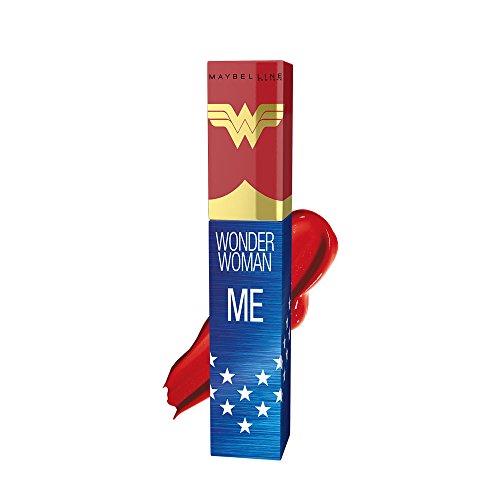 Image of Maybelline Wonder Woman Vivid Matte Liquid Edizione Limitata - Disponibile in 5 colori - 35 me