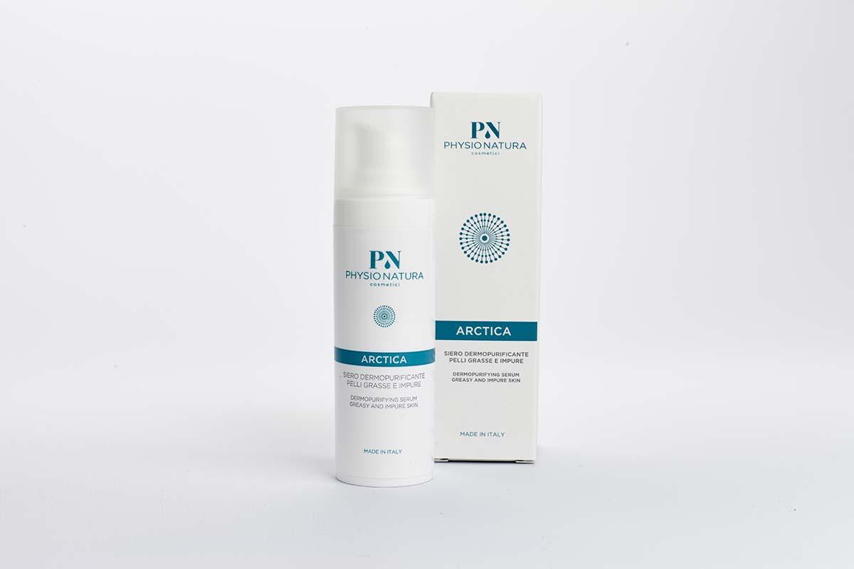 PhysioNatura Arctica Siero Dermopurificante pelli grasse e impure - 30 ml