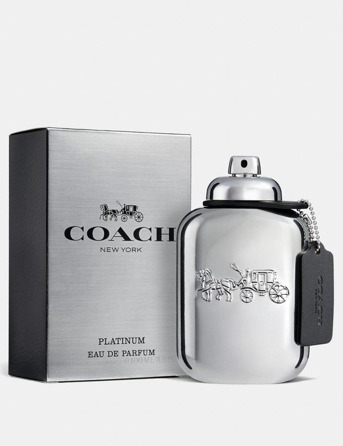 Image of Coach New York Platinum - Eau de Parfum - 100 ml