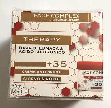 Face Complex Therapy Crema Anti-Rughe Giorno&Notte + 35 - 50 ml
