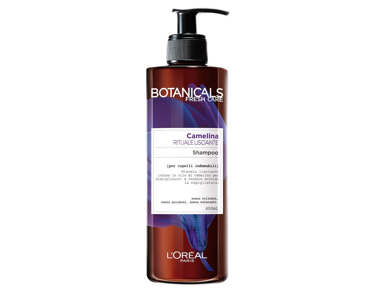 Image of L'Oreal Botanicals Shampoo Camelina - 400 ml