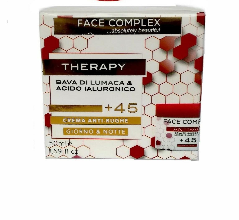 Face Complex Therapy Contorno Occhi + 45 - 30 ml