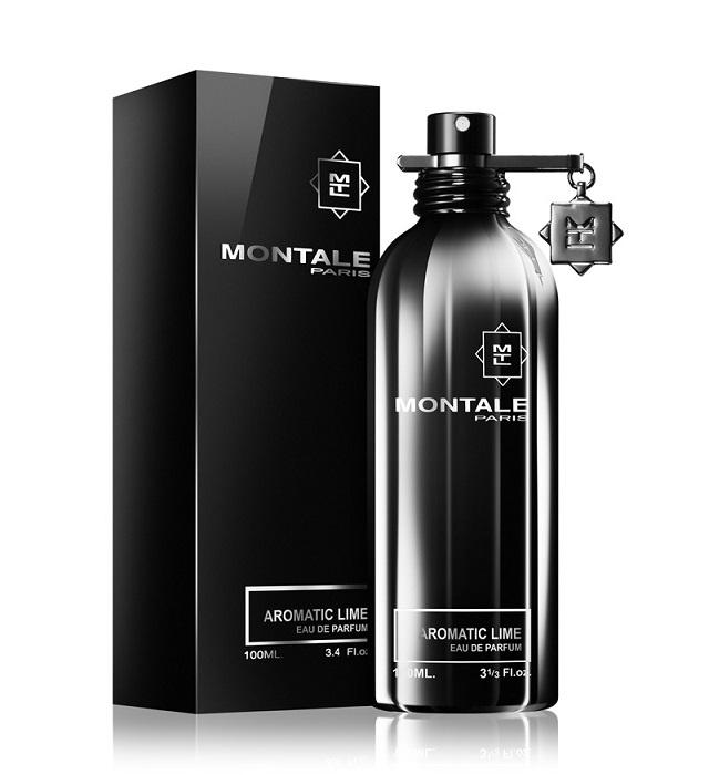 Image of Montale Aromatic Lime - Eau de Parfum 100 ml