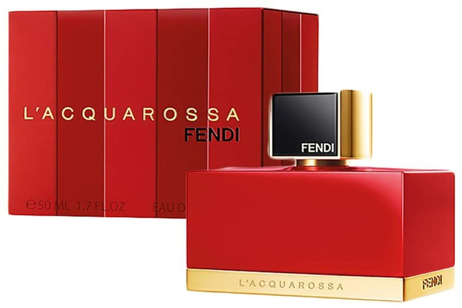 Image of Fendi L'Acquarossa - Eau de Parfum - 50 ml