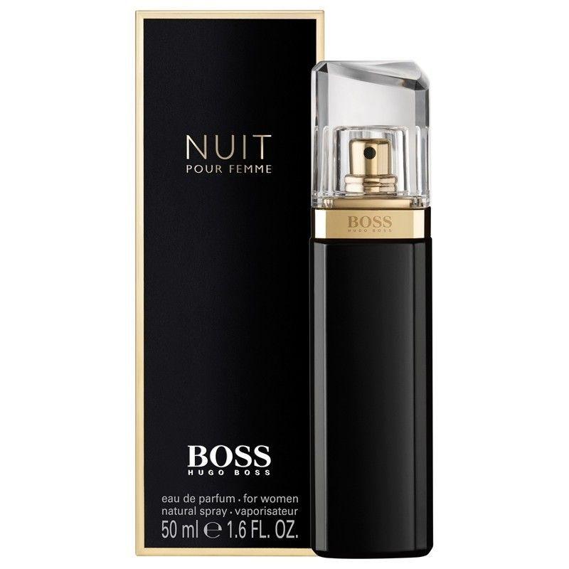 Image of Boss Hugo Boss Nuit Pour Femme - Eau de Parfum - 50 ml