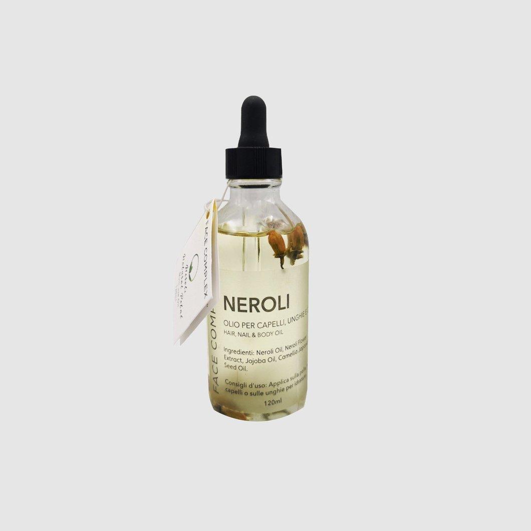 Face Complex Neroli Multi-Use Oil Natural Petal 120 ml
