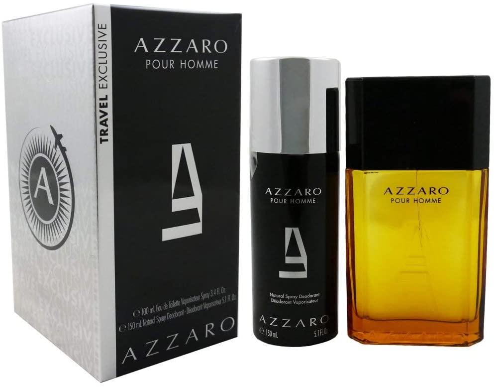 Image of Cofanetto Azzaro Pour Homme Travel Exclusive