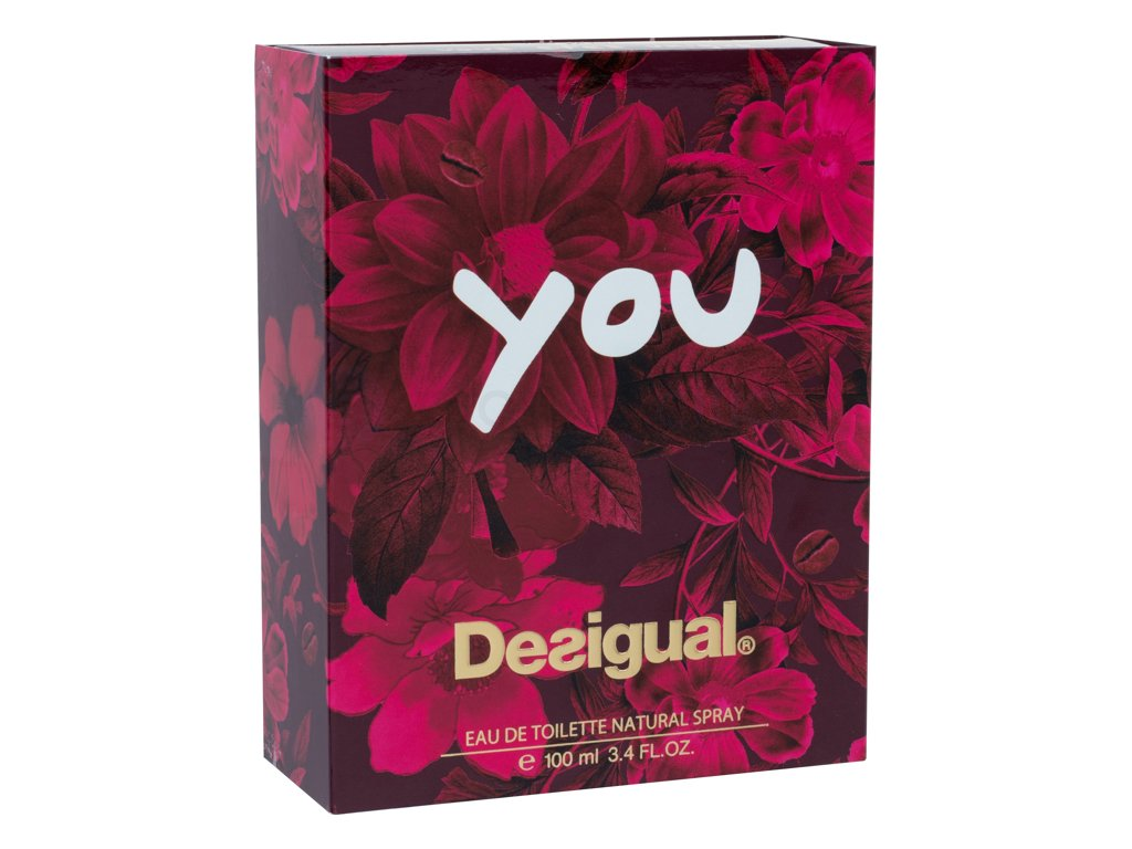 Desigual You - Eau de Toilette 100 ml