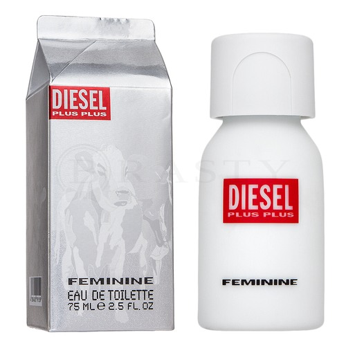Image of Diesel Plus Plus Feminine Eau de Toilette 75 ml