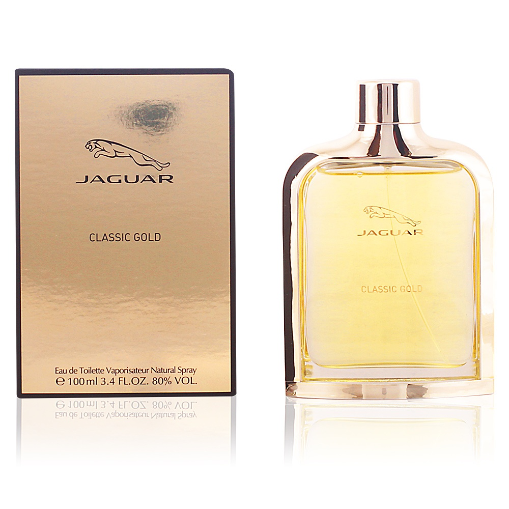 Image of Jaguar Classic Gold - Eau de Toilette 100 ml