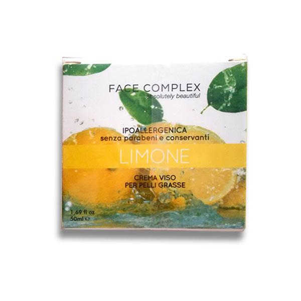 Face Complex Crema Viso Limone 50 ml