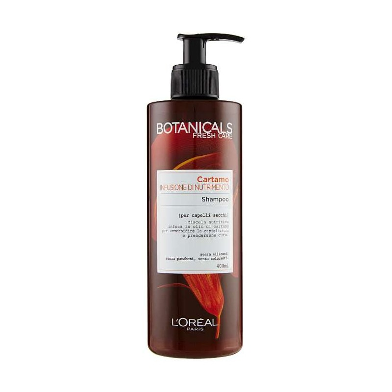 Image of L'Oreal Botanicals Cartamo Shampoo -  400 ml